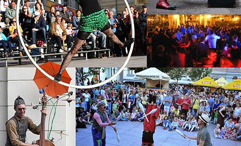 Cest is d' best – međunarodni ulični festival
